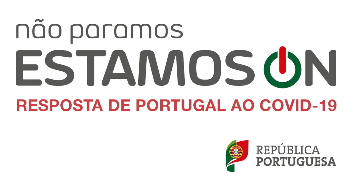 Estamos ON: Portal Oficial do Governo COVID-19