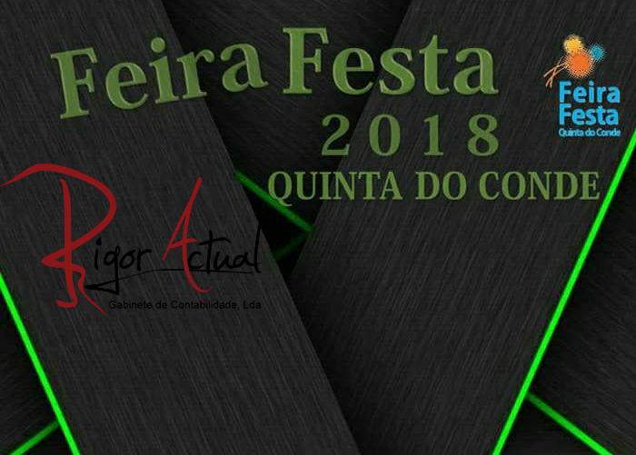 Feira Festa da Quinta do Conde (1 a 10JUNHO 2018)