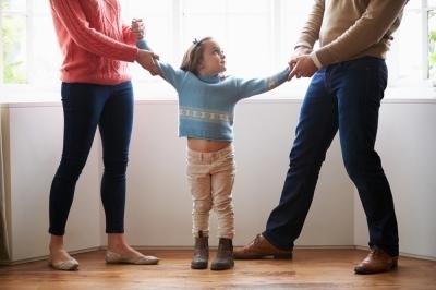 IRS: O que fazer quando há guarda partilhada